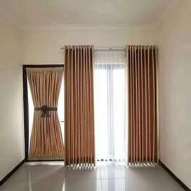 Gorden mewah model minimalis gorden custum blinds vertikal37
