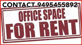 900 sqft commercial space for rent at Nellimukku, Kollam