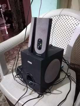 Creative 2.1 Music system .