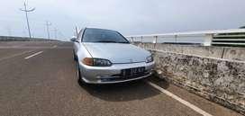 Dijual Honda Civic Genio swap k24rbb 6 speed harga 125jt saja..