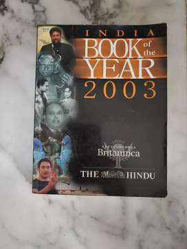 India Book Of The Year 2003