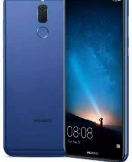 huawei mate 10 lite blue color new moblie only set pta aproved