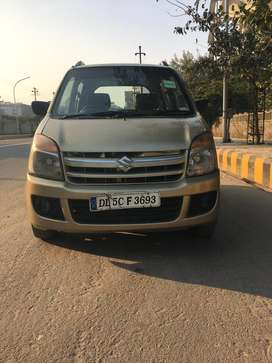 Maruti Suzuki Wagon R 2009 CNG & Hybrids Well Maintained