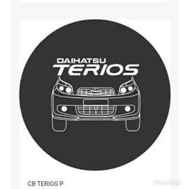 Sarung ban serep Terios Taft Taruna Escudo Crv Touring Feroza Rush dll