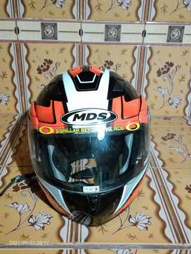 MDS Modular motif racer dobel visor