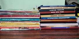 Upsc,tnpsc shankar ias books, NCERTs and yojana magazines