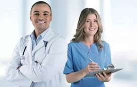 Need a male doctor and an expert LHV..
