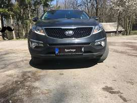 KIA Sportage-Get On Just 20% Down Payment...