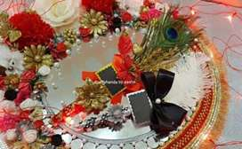 Nikah pen with tray