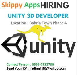 Unity Mobile Game Developer