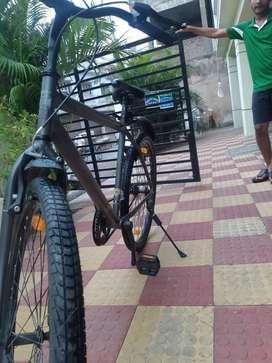 Bicycle mech city brand