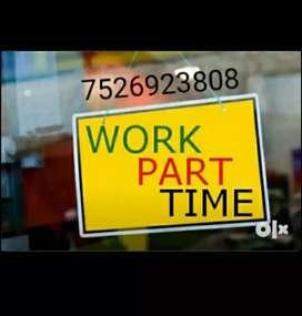 Less work more earning job data entry