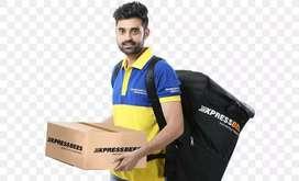 Delhivery boy