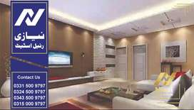 5-Marla Brand New House Marble Flooring 2 Beds DD Sector H 13