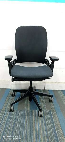 Steel case leap chair available