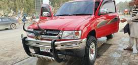Hilux Double cabin Tiger