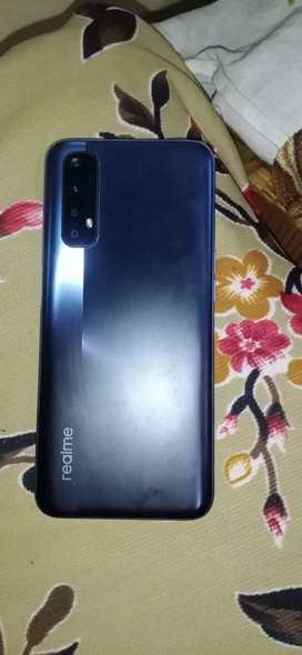 realme 7 mist blue 8/128 only 1 month ues