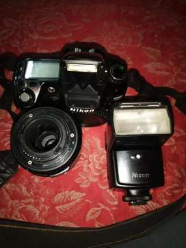 Nikon D80 in excellent working condition