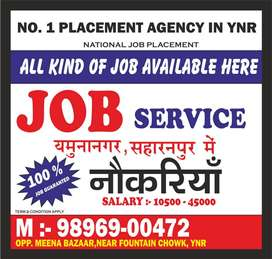 REQUIRED STAFF