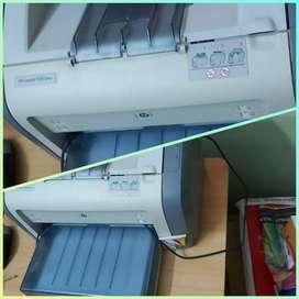 Hp Laserjet 1020 + Printers available