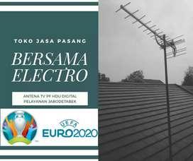 Agen pusat pasang signal antena tv murah