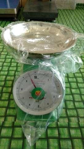 timbangan jarum padang 10kg