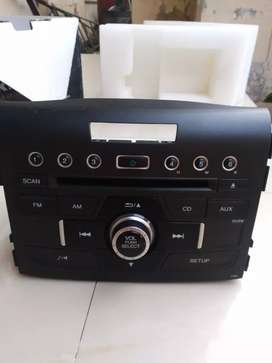 Head unit radio Cd original oem honda CRV 2013 gen 4 Rm1
