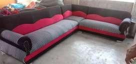 New sofa L tupe