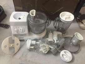 Unboxed juicer mixer