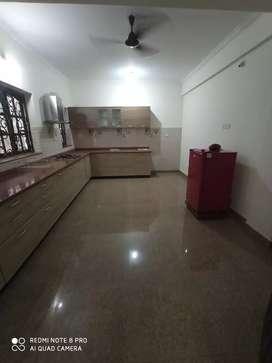 4bhk semi furnished villa available in main market of porvorim