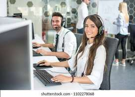 Female Computer Operators and Tele-callers