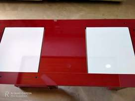 Center table super glass imported