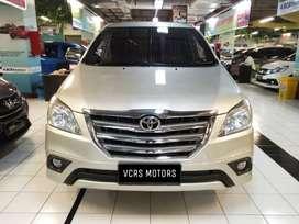 Toyota Kijang Innova G 2.0 bensin 2014 Matic Mulus bukan innova disel