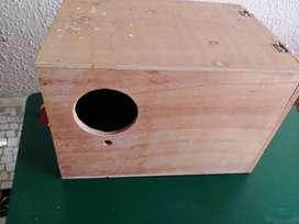 Bird breeder box