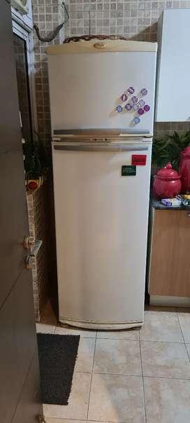 Whirlpool 400 ltr fridge