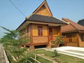 Rumah Murah Etnik Sunda pertama di Indonesia
