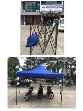 Tenda lipat ready stok semua ukuran#