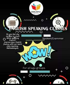HURRY UP Now only 999/-English Speaking Course