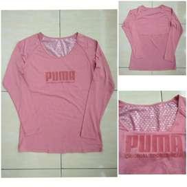 PUMA Baselayers Women Pink Original