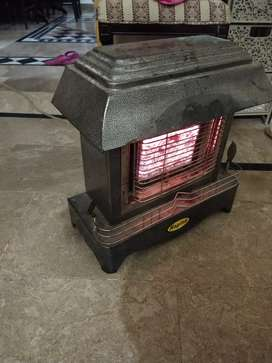 Gas heater very good in condition
