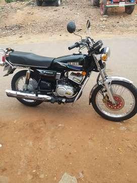 Yamaha rx 135 5speed (original 1L7)