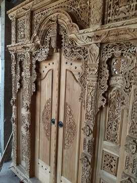 alina cuci gudang pintu gebyok gapuro jendela rumah masjid musholla