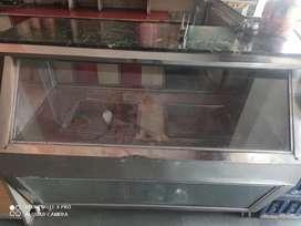 Sweet heater counter