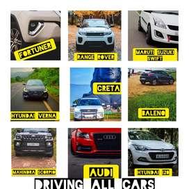 I am driver I drive all cars