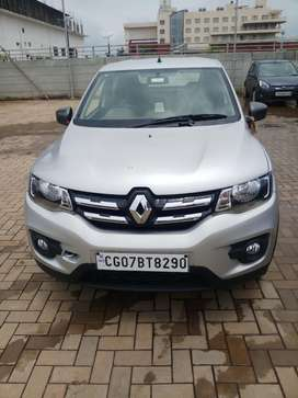 Renault Kwid 1.0 RXL, 2019, Petrol