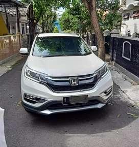 Dijual Honda CRV 2.0 AT tahun 2015