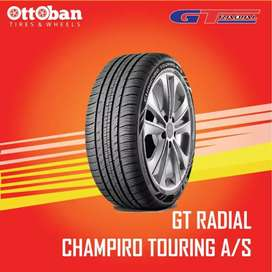 Ban mobil murah gt champiro touring a/s 195/60 R15 berkualitas bagus