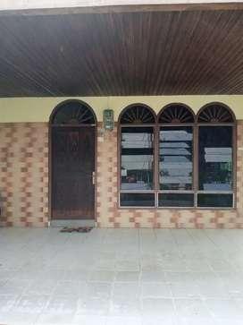 Dijual Rumah Di Kelurahan Polonia Medan 50 meter di belakang hermes