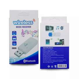 Wireless music receiver CK06 Bluetooth
