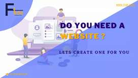 Create website for your business